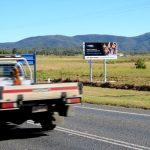 New Peak Downs Highway Billboards